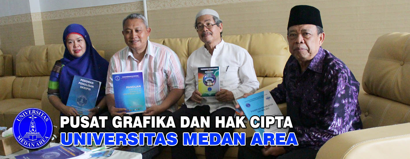 Publikasi Buku Universitas Medan Area